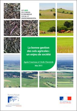 La bonne gestion des sols agricoles - un enjeu de société couverture